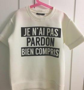 Неопреновая футболка InCity