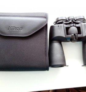 Бинокль Nikon action EX 10X50CF