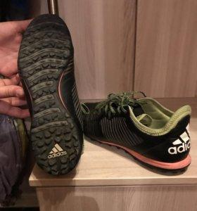 Бутсы adidas 42 размер