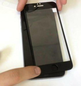3d, бронь защитное стекло iphone 6/6s, 7/7PLUS
