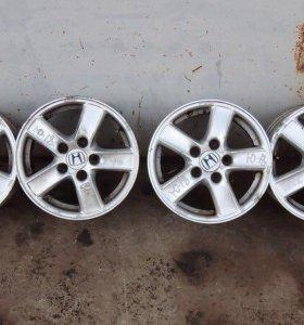 Колесные диски Honda Accord 7(оригинал)