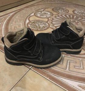 Продаю ботинки