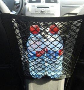 Сетка-карман между сиденьями