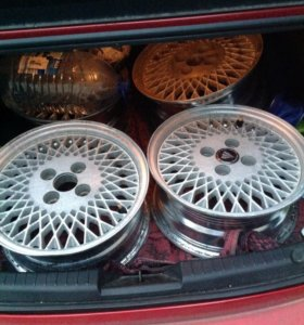 Литые диски ваз bbs