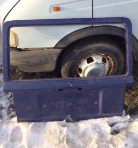 Ваз 2104 крышка багажника