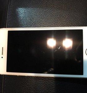 iPhone 5s gold , 16gb.