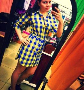 Платья-рубашки 42-64