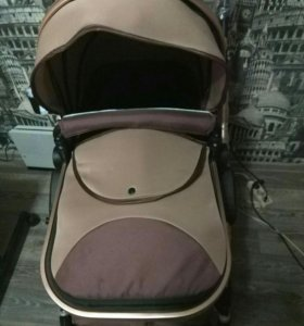 Новая детская коляска - трансформер Belecoo 2 в 1
