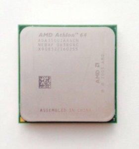 Процессор AMD Athlon 64 3500 + AM2
