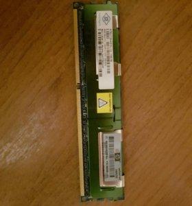 8Gb PC3 10600R 1333MHz ECC Reg DDR3 Nanya