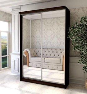 Шкаф зеркало1600*450