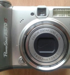 CANON PowerShot A570IS