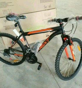 Горный велосипед абсолютно новый