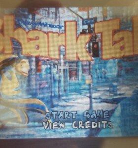 Game Boy advance. Shark Tale. Made in Japan