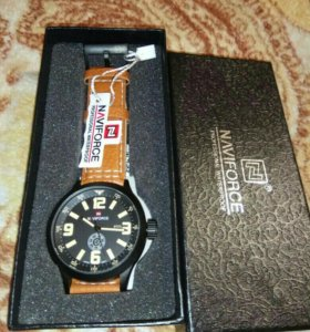 Новые часы Naviforce