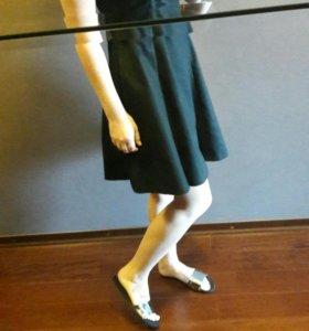 Платье Офисное zara
