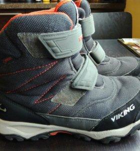Ботинки Viking зима