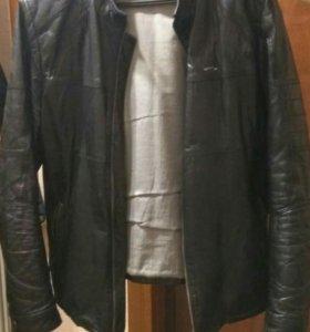 Куртка Isnova.натуральная кожа.