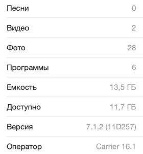 Айфон4