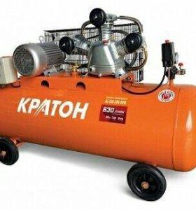 КРАТОН AC-630-300-BDW компрессор поршневой масляны