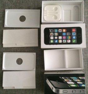 Коробка от IPhone 5s/4s/4