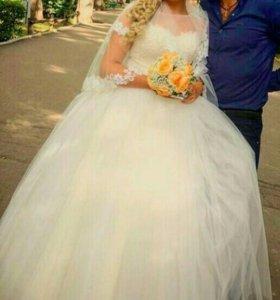 Свадебное платье, продажа/прокат