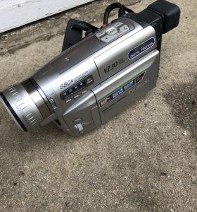 Видеокамера касетная