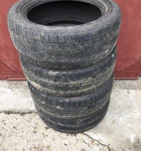 Шины Bridgestone blizak 4 шт. 195/55 r16