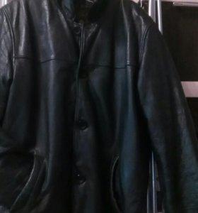 Куртка кожа.р.46-48