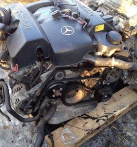Двигатель мерседес w210 2,4 112911