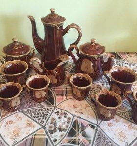 Новый чайно-кофейный сервиз