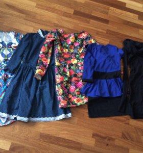 Пять платьев