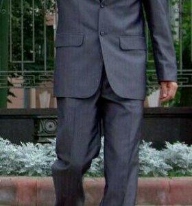 Мужской костюм свадебный. Выпускной костюм