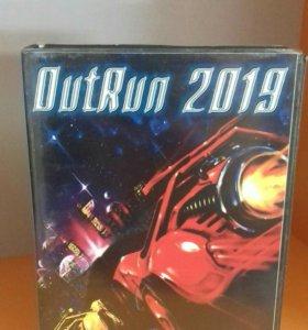 Outrun 2019 Sega 16 bit