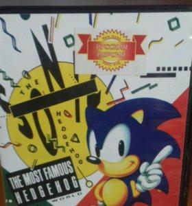 Sonic Sega 16 bit