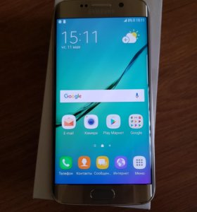 Продам телефон samsung galaxy s 6 edge