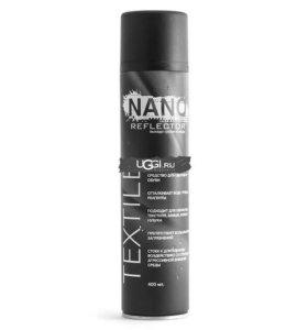 Водоотталкивающий спрей Nano Reflector Textile