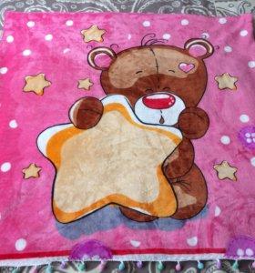 Плед одеяло Игрушка в Подарок