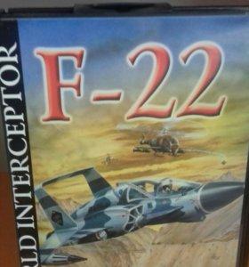 F-22 Sega 16 bit
