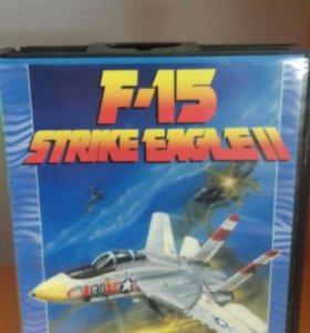 F-15 eagle Sega 16 bit