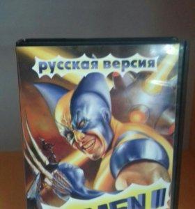 X-men 2 Sega 16 bit