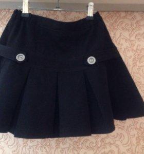 Школьная юбка (смешная цена)