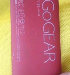 Philips GoGear Vibe SA4VBE08 (красный)