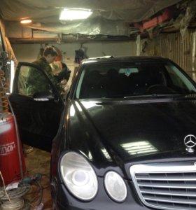 Покраска и кузовной ремонт авто