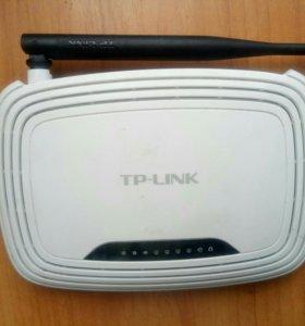 wi-fi роутер TP-Link wr 740n