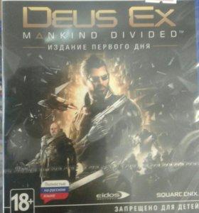 DEUS EX PS-4