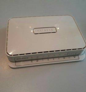 Роутер Netgear wnr 2200