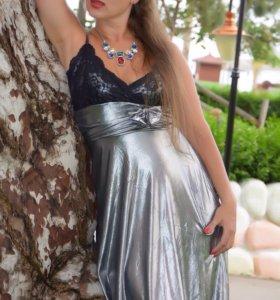✨Новое серебрянное платье ✨