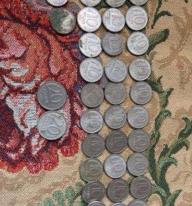 Монеты СССР РУБЛИ