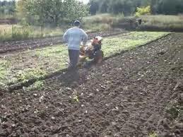 Вспашка земли на даче,огороде.